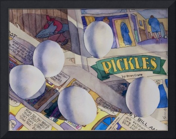 Eggs and Pickles
