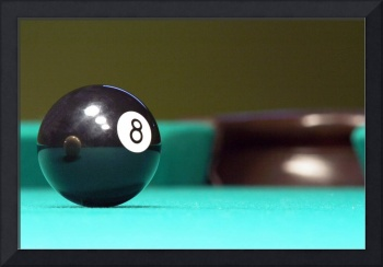 que in eight ball