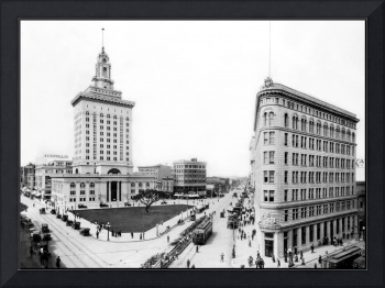 Oakland City Hall, 1917