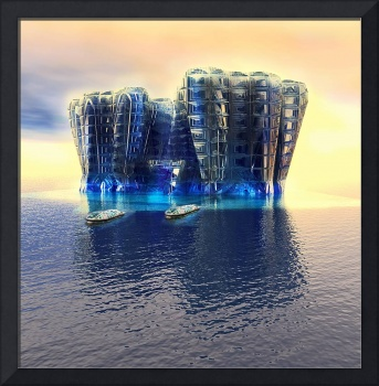 Gratto Towers - City At Sea