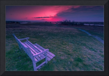 Cape Cod National Park Sunrise March 2017