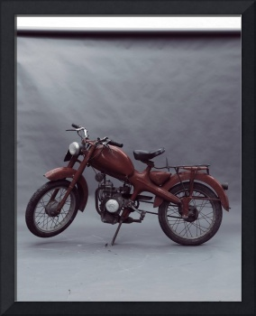 Old Moto, Motom, Vespa, Piaggio, macro, photo 1