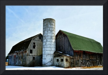 Tattered Old Barns