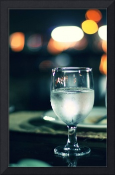 Water Glass & Bokeh