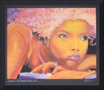 No turning back- a portait of Kelis