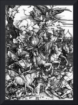 The Four Horsemen of the Apocalypse, from The Apoc