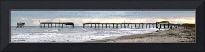 Frisco Pier After Earle