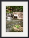 Waller Creek at UT (2) by Dave Wilson