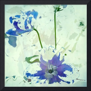 Reconstructed Flower #3