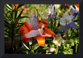 TIGER LILY FAERIE