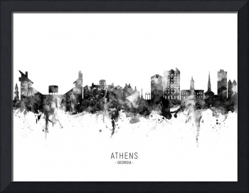 Athens Georgia Skyline