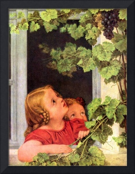 GIRLS AT THE WINDOW