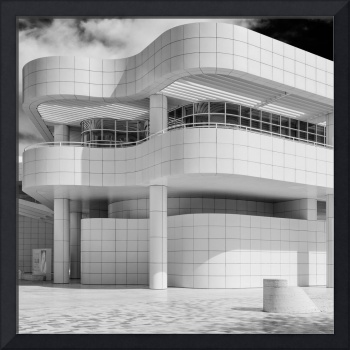 White - Getty Center - Los Angeles