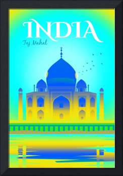Travel Poster of India 095