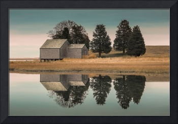Cape Cod Reflections