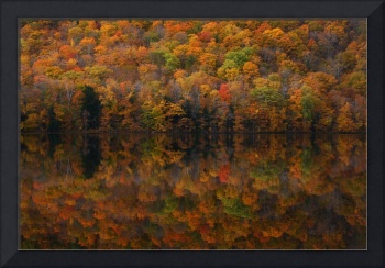 Fall on the Lower Baker Pond