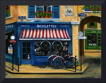 The French Bicycle Shop