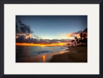 Sunrise Punta Cana, Dominican Republic by Wayne Moran