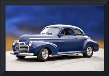 1941 Chevrolet Business Coupe I