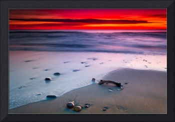 Head Of The Meadow Beach Sunrise Truro Cape Cod