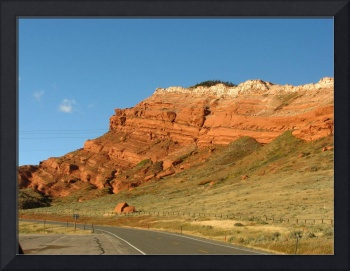 Along the Chief Joseph Highway