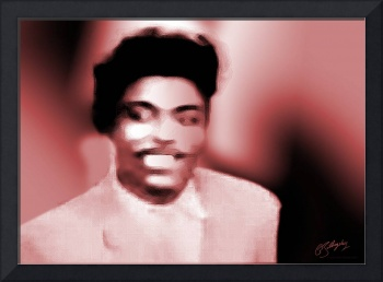 Little Richard fine art giclee print