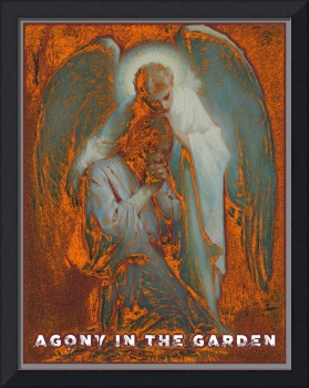 Agony in the Garden by Frans Schwartz v4