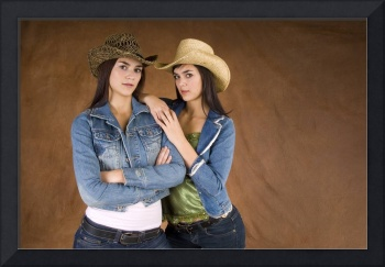 Cowgirls and Cowboys