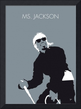 No167 MY Outkast Minimal Music poster