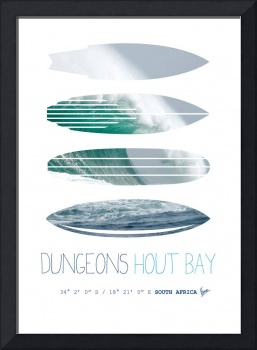 My Surfspots poster-4-Dungeons-Cape-Town-South-Afr