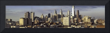 2009 Philadelphia Skyline - This image is HUGE!