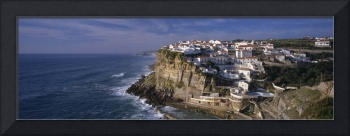 Azenhas do Mar Estoril on Atlantic Ocean Lisbon P