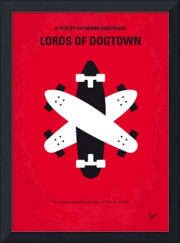 No188 My The Lords Of Dogtown minimal movie poster