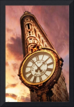 Iconic Flatiron Building