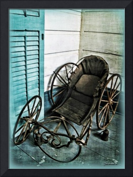 Antique Child Carriage
