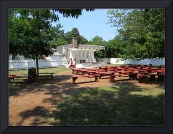 1800's Outdoor Theatre 044