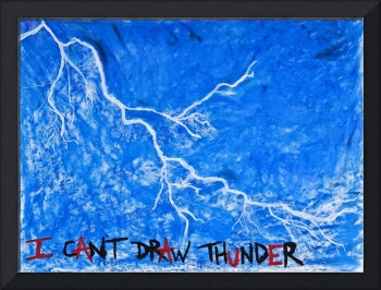 I Can't Draw Thunder