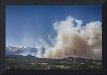 Cold Springs Fire Boulder County Colorado