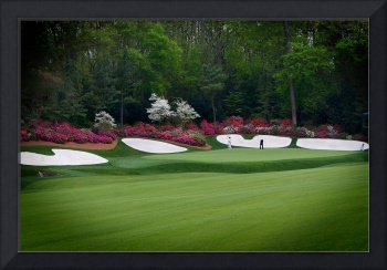 Amen Corner Golf Augusta Georgia