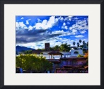 Roofscape by John Corney