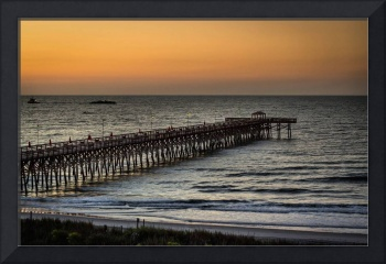 A Myrtle Beach Sunrise