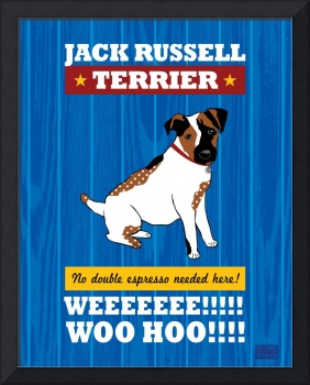 Jack Russell Royal/Red