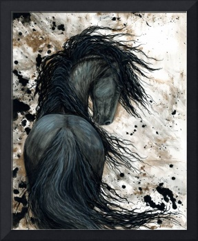 DreamWalker - Friesian Horse