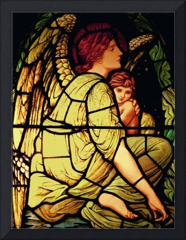 Angel with Child