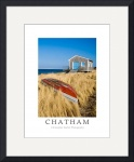 2019 Chatham, Cape Cod Poster by Christopher Seufert
