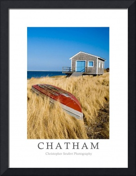 2014 Chatham, Cape Cod Poster