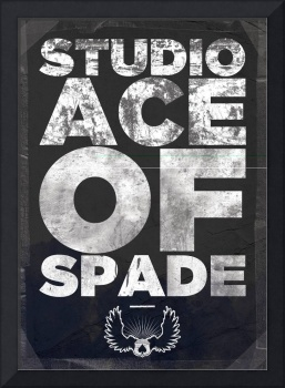 Studio Ace of Spade - Monthly poster series 04.10