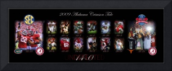 2009 Undefeated National Champions