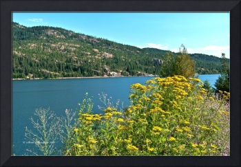 Lake Pend Oreille, North Idaho