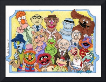 muppets fan art